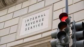 IRS & White House claim alarm over 'leak' that billionaires don't pay their 'fair share'... which backs Biden's tax-hike agenda