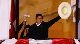Peru's left-wing Castillo claims victory in presidential run-off, condemns rival Fujimori for claims of fraud