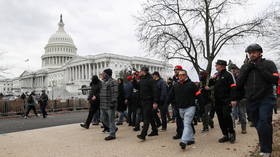 Crackdown on Capitol riot 'terrorism' may mean ARRESTS of people in Congress and around Trump, former FBI assistant director says
