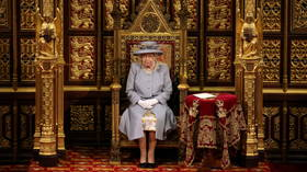 Student who led Oxford vote to 'cancel' the Queen as symbol of 'colonial history' turns out to be AMERICAN