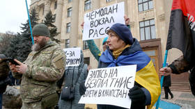 Ukrainian plan for new 'race law,' which refuses to recognize Russians as 'indigenous people,' has echoes of Hitler, Putin warns