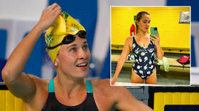 'You can't exploit, body shame or gaslight young girls': Olympic queen quits Games trials as 'lesson to all misogynistic perverts'