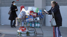 US consumer prices soar at the fastest pace since 2008 financial crisis