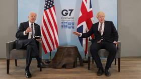Covid-19 outbreak at UK hotel hosting German G7 delegation security & US media after 13 staff test positive – report