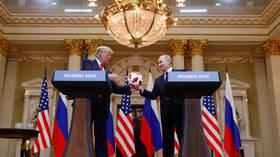 'Don't fall asleep': Trump trolls Biden ahead of summit with Putin, slams 'lowlifes' in US intelligence that undermined Helsinki