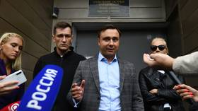 Director of Navalny's Anti-Corruption Foundation placed on Russia's wanted list, after 'extremist' campaign group banned by court