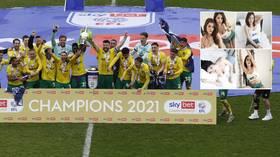 'We got it wrong': Premier League Norwich City end sponsorship deal after backlash against 'soft porn'