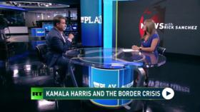 Kamala tackling corruption south of the border