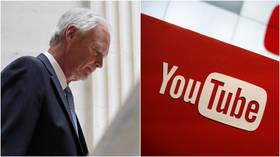 YouTube suspend le sénateur Ron Johnson pour «désinformation» de Covid-19