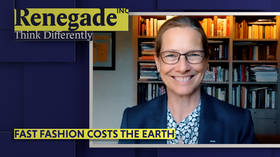 Fast fashion costs the Earth