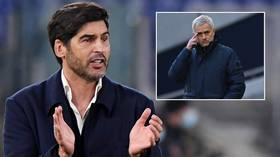 'Utterly terrible choice': Spurs fans not convinced as ex-Roma boss Fonseca 'close to agreeing two-year deal' to succeed Mourinho