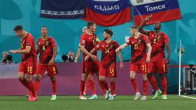 Sloppy Russia beaten by clinical Belgians in Euro 2020 opener in St. Petersburg