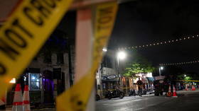 Police nab one of two Austin mass shooting suspects as newspaper panned for hiding description to avoid 'perpetuating stereotypes'
