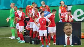 'A ridiculous decision': Danish legend Schmeichel slams decision to restart Denmark-Finland game after Eriksen collapse