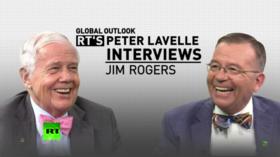 RT's Peter Lavelle interviews Jim Rogers