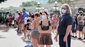 Disney World drops mask requirement for vaccinated guests, but won't require proof