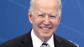 Biden speaks at NATO summit in Brussels