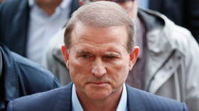 Ukrainian opposition leader Medvedchuk lodges complaint in European Court of Human Rights as Kiev's political crackdown continues