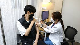 South Korea vaccinates 25% of citizens with at least one dose of a Covid jab two weeks ahead of schedule