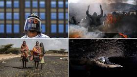 40-strong short list for 2021 Grand Prix unveiled in photo contest commemorating slain journalist Stenin