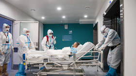 As Moscow's Covid-19 numbers rise, city's top virus hospital head says facility now has record number of patients on ventilators