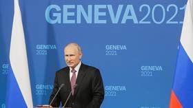 Putin hails 'constructive' talks with Biden in Geneva, tells press Russian & American ambassadors will soon be returned to posts