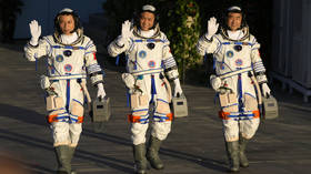 Chinese astronauts enter core module of future space station in historic first for Beijing