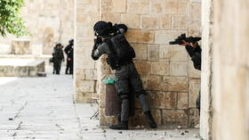 Israeli policeman charged over killing of autistic Palestinian man in Jerusalem