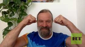 Cold is a great teacher – extreme athlete Wim Hof (1/1)