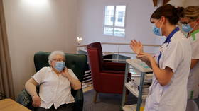 Only 41.9% of French nursing home workers vaccinated, data reveals, as health minister threatens compulsory Covid-19 jabs