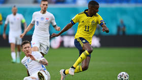 'He can be better than Zlatan!' Sweden fans salute Isak as young star shines again in Euro 2020 win over Slovakia