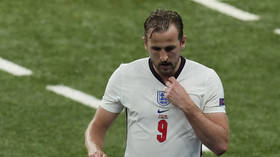 'Worst player on the pitch': Fans fear for Harry Kane after woeful showing in England's Euro 2020 draw with Scotland