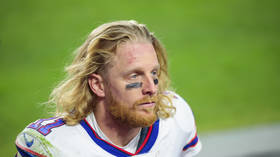 NFL player Cole Beasley vows not to take Covid-19 jab or follow league's draconian rules, even if he has to RETIRE
