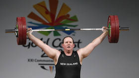 Weightlifter is chosen as first transgender Games star – and Olympic bosses insist they were driven by 'human rights and fairness'