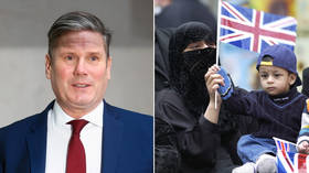 Labour Muslims infuriated by insinuation that Keir Starmer's opposition to anti-Semitism caused 'haemorrhaging' of their votes
