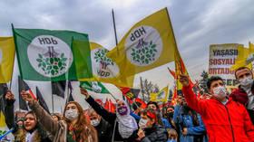 Turkey's top court accepts indictment to dissolve pro-Kurdish HDP party