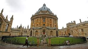Oxford University may enlist 'SENSITIVITY READERS' to censor student publications to protect readers from being offended – media