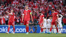 Four-punch KO: Dazzling Denmark dump Russia out of Euro 2020 as Cherchesov's men finish bottom of group after horror show (VIDEO)
