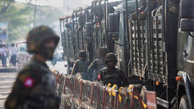 2 reported dead, military truck burnt as twin blasts rock Myanmar's Yangon (VIDEO)