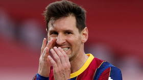 LaLiga chief says Barcelona 'will have to make cuts' to agree terms with Lionel Messi or face possibility league could BLOCK deal