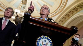 Senate Republicans shoot down sweeping voting reform bill as Democrats prepare for battle to end filibuster