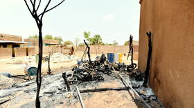 UN criticizes use of child soldiers after Burkina Faso govt says massacre of over 130 people was carried out by kids