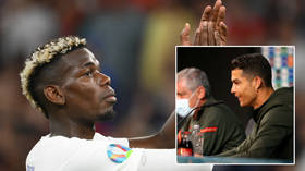 Losing their bottle: Euro 2020 organizers 'decide Muslim stars such as Man United ace Pogba can snub Heineken during press events'