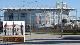 Leading Russian football club takes fight against US censorship to Russian courts & United Nations after being 'blocked by Google'