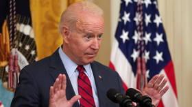 Biden says he'll sign 'bipartisan' infrastructure compromise ONLY alongside Democrat wishlist