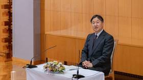 Japan's PM dismisses claim by royal household chief that emperor is 'very worried' about Olympic Games spreading Covid