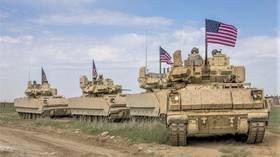 US troops staying in Syria to fight ISIS and 'stabilize' liberated areas – envoy