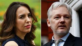 Assange's partner Stella Moris says she plans to marry WikiLeaks co-founder in Belmarsh prison