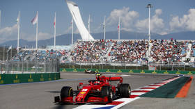On the move: Russian F1 Grand Prix to switch from Sochi to St Petersburg from 2023