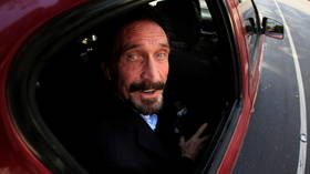 John McAfee tried to kill himself in prison once already, Spanish newspaper claims